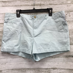Primary Photo - BRAND: GAP STYLE: SHORTS COLOR: BLUE SIZE: 16 SKU: 127-4942-2933LIGHT BLUE/GREEN SHORTS BY GAP.