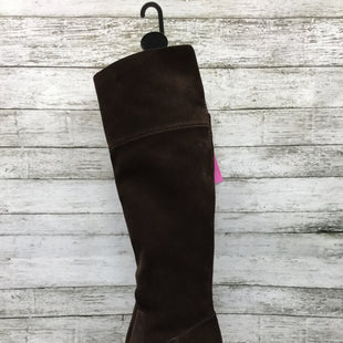Primary Photo - BRAND: MICHAEL BY MICHAEL KORS STYLE: BOOTS KNEE COLOR: BROWN SIZE: 9.5 SKU: 127-2767-83665THESE BOOTS ARE STUNNING! THEY ARE GENTLY USED WITH SOME VERY MINOR WEAR (AS PICTURED).