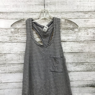 Primary Photo - BRAND: LULULEMON STYLE: ATHLETIC TANK TOP COLOR: BLACK WHITE SIZE: S SKU: 127-3371-47974