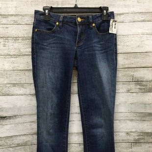 Primary Photo - BRAND: TORY BURCH STYLE: JEANS COLOR: DENIM BLUE SIZE: 0 SKU: 127-4876-6069THESE JEANS ARE IN GREAT CONDITION.
