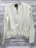 Photo #2 - BRAND: LULULEMON , STYLE: ATHLETIC TOP , COLOR: CREAM , SIZE: 10 , SKU: 127-2767-93151