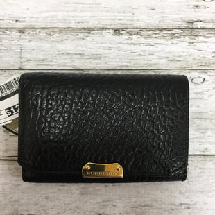 Primary Photo - BRAND: BURBERRY STYLE: WALLET COLOR: BLACK SIZE: SMALL SKU: 127-4942-2331