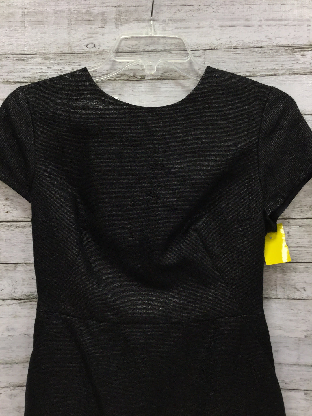 Photo #2 - BRAND:    CMD , STYLE: DRESS SHORT SHORT SLEEVE , COLOR: BLACK , SIZE: 4 , OTHER INFO: PHILLIP LIM - , SKU: 127-3371-45596, , THE PERFECT LITTLE BLACK DRESS BY PHILLIP LIM!