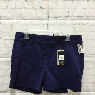 Primary Photo - BRAND: LIMITED O STYLE: SHORTS COLOR: NAVY SIZE: 8 OTHER INFO: NEW! SKU: 127-4954-5685NEW WITH TAGS NAVY BLUE THE LIMITED SHORTS.
