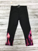 Photo #1 - BRAND: CALVIN KLEIN , STYLE: ATHLETIC PANTS , COLOR: PINKBLACK , SIZE: S , SKU: 127-4169-25047