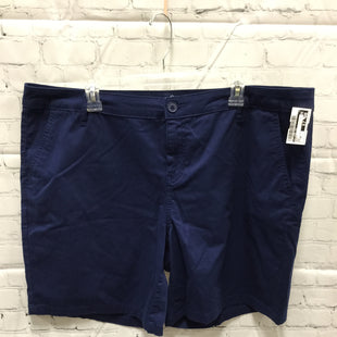 Primary Photo - BRAND: ST JOHNS BAY STYLE: SHORTS COLOR: BLUE SIZE: 20 SKU: 127-4931-482