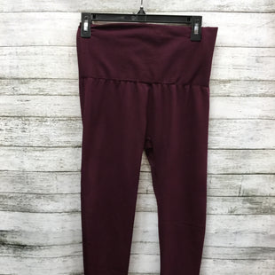 Primary Photo - BRAND: FRENCH CONNECTION STYLE: ATHLETIC PANTS COLOR: MAROON SIZE: 2X SKU: 127-4655-126