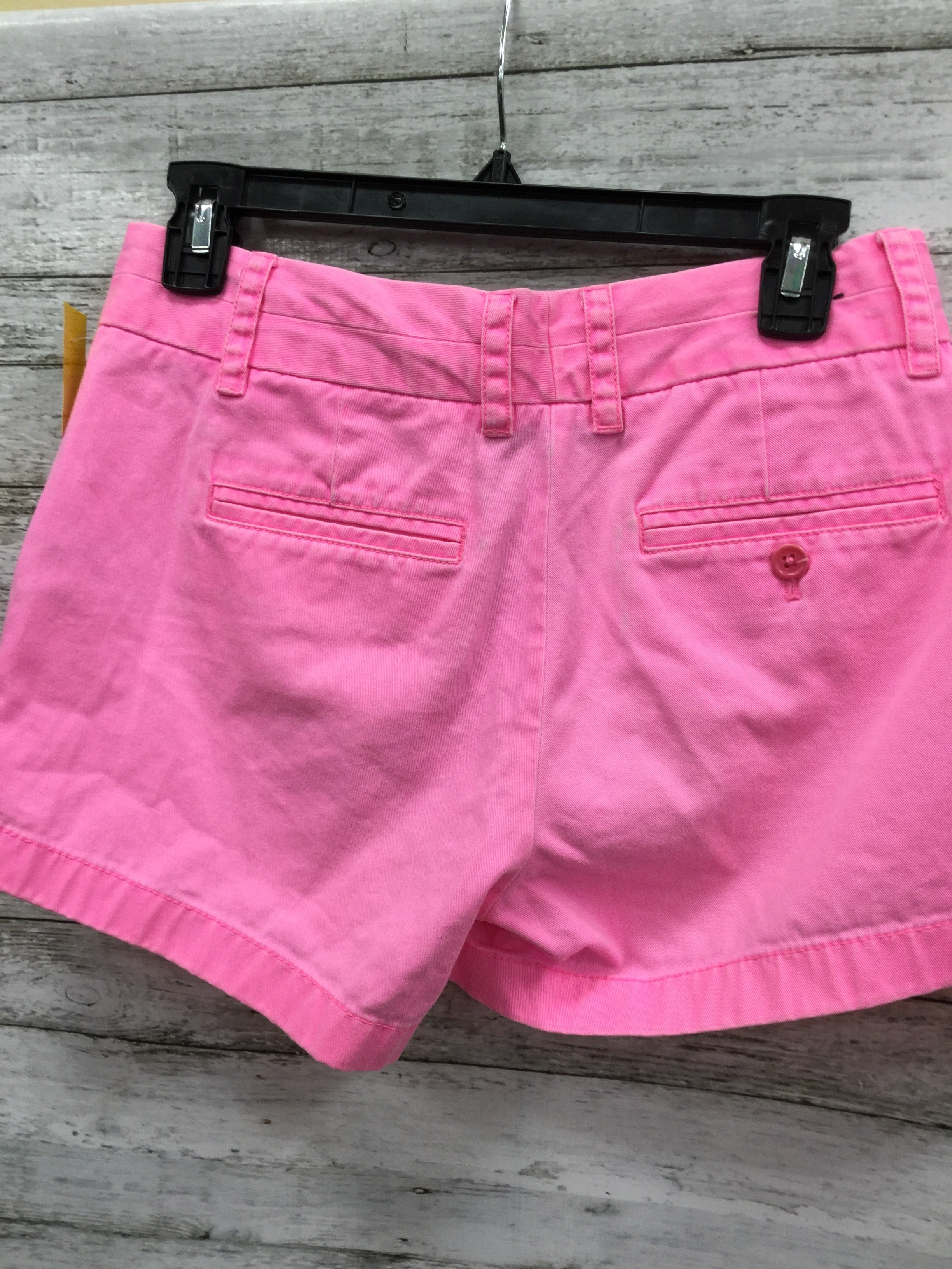 Photo #1 - BRAND: J CREW O <BR>STYLE: SHORTS <BR>COLOR: PINK <BR>SIZE: 0 <BR>SKU: 127-3371-45898