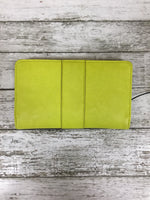 Photo #1 - BRAND: STELLA AND DOT , STYLE: WALLET , COLOR: LIME GREEN , SIZE: MEDIUM , SKU: 127-3371-35417