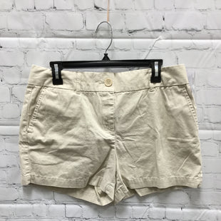 Primary Photo - BRAND: ANN TAYLOR LOFT O STYLE: SHORTS COLOR: KHAKI SIZE: 10 SKU: 127-3371-46716