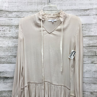 Primary Photo - BRAND: RO & DE STYLE: TOP LONG SLEEVE COLOR: CREAM SIZE: M SKU: 127-4169-33353GENTLY USED WITH SOME MINOR WEAR.