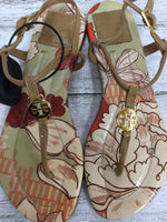 Photo #3 - BRAND: TORY BURCH , STYLE: SANDALS , COLOR: TAN , SIZE: 6 , SKU: 127-4876-7204, , THESE SANDALS ARE VERY CLEAN AND IN GREAT CONDITION!