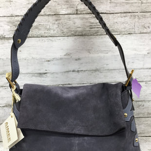 Primary Photo - BRAND: AIMEE KESTENBERG STYLE: HANDBAG LEATHER COLOR: PURPLE SIZE: LARGE SKU: 127-4942-3230NEW WITH TAGS AND IN EXCELLENT CONDITION!