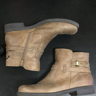 Primary Photo - BRAND:    CMD STYLE: BOOTS ANKLE COLOR: TAN SIZE: 9 OTHER INFO: AS IS- YUU SKU: 127-4876-8803THESE BOOTS ARE GENTLY USED WITH SOME MINOR WEAR ON THE OUTSIDE.