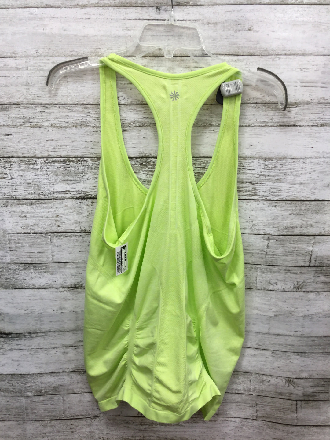 Photo #1 - BRAND: ATHLETA , STYLE: ATHLETIC TANK TOP , COLOR: NEON , SIZE: XL , SKU: 127-4169-33493