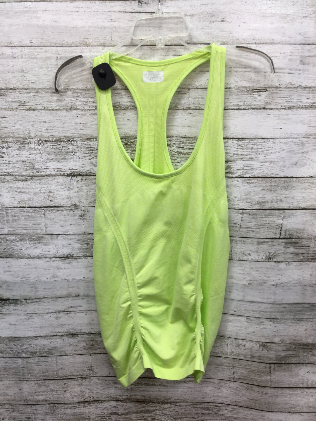 Primary Photo - BRAND: ATHLETA , STYLE: ATHLETIC TANK TOP , COLOR: NEON , SIZE: XL , SKU: 127-4169-33493