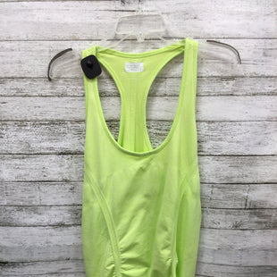 Primary Photo - BRAND: ATHLETA STYLE: ATHLETIC TANK TOP COLOR: NEON SIZE: XL SKU: 127-4169-33493