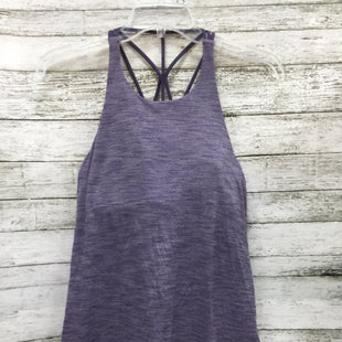 Primary Photo - BRAND: LULULEMON STYLE: ATHLETIC TANK TOP COLOR: PURPLE SIZE: 6 SKU: 127-4876-10605BUILT-IN REMOVABLE PADDING.