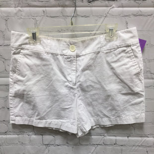 Primary Photo - BRAND: ANN TAYLOR LOFT O STYLE: SHORTS COLOR: WHITE SIZE: 10 SKU: 127-3371-46715