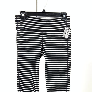 Primary Photo - BRAND: ATHLETA STYLE: ATHLETIC PANTS COLOR: BLACK WHITE SIZE: 0 SKU: 127-4559-17076