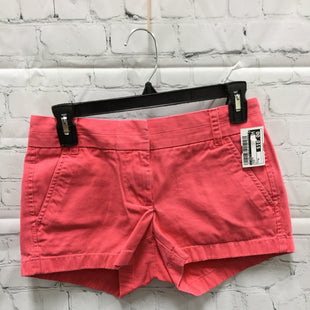 Primary Photo - BRAND: J CREW O STYLE: SHORTS COLOR: PINK SIZE: 0 SKU: 127-2767-93053