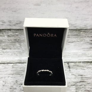 Primary Photo - BRAND: PANDORA STYLE: RING COLOR: HEART SKU: 127-3371-46617THIS RING IS IN GOOD CONDITION. IT COMES WITH THE ORIGINAL BOX. SEEMS TO BE ABOUT A SIZE 5.