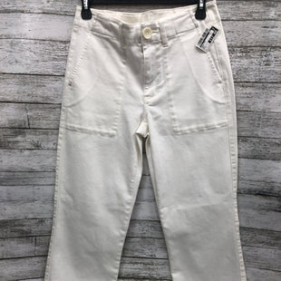 Primary Photo - BRAND: CABI STYLE: ANKLE PANT COLOR: WHITE SIZE: 2 OTHER INFO: NEW! SKU: 127-4072-3104