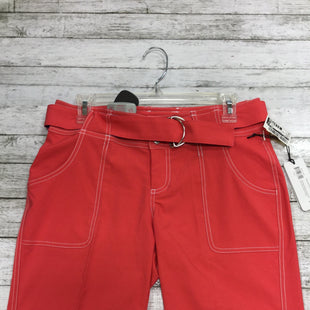 Primary Photo - BRAND:    CMD STYLE: ATHLETIC SHORTS COLOR: CORAL SIZE: 2 OTHER INFO: JOFIT - NEW! SKU: 127-3371-42349