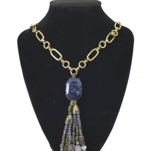 Primary Photo - BRAND: CHICOS STYLE: NECKLACE COLOR: NAVY SKU: 127-4876-7253
