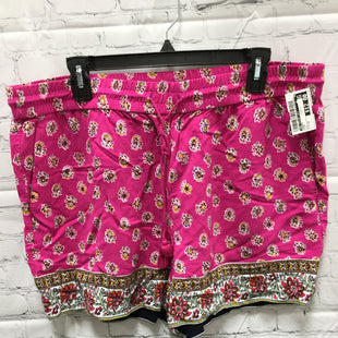 Primary Photo - BRAND: ANN TAYLOR LOFT STYLE: SHORTS COLOR: PINK SIZE: 14 SKU: 127-3371-46722