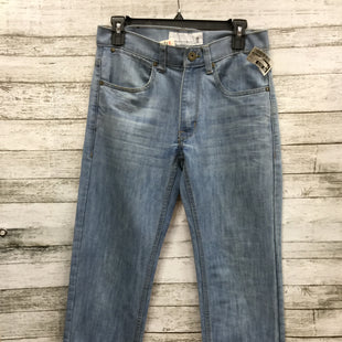 Primary Photo - BRAND: PAPER DENIM CLOTH STYLE: JEANS COLOR: DENIM SIZE: 6 SKU: 127-4931-178LIGHT WASH JEANS WITH SOME MINOR CONDITION.