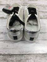 Photo #2 - BRAND: J CREW <BR>STYLE: SHOES ATHLETIC <BR>COLOR: SILVER <BR>SIZE: 5.5 <BR>SKU: 127-4876-7202