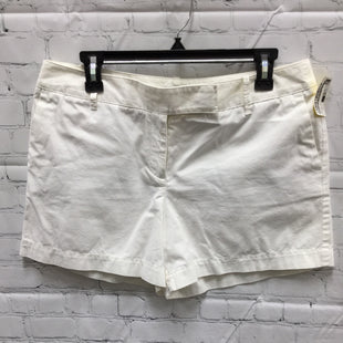 Primary Photo - BRAND: ANN TAYLOR LOFT O STYLE: SHORTS COLOR: WHITE SIZE: 10 SKU: 127-4169-32252