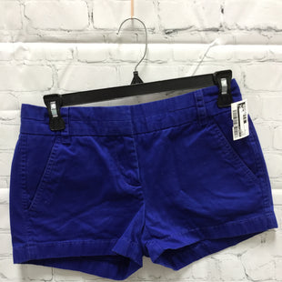 Primary Photo - BRAND: J CREW O STYLE: SHORTS COLOR: BLUE SIZE: 0 SKU: 127-2767-93054