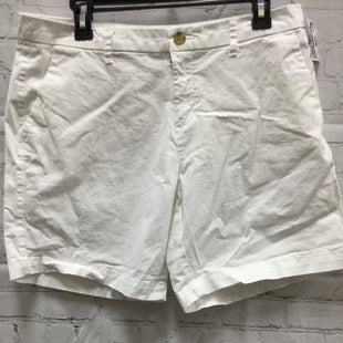 Primary Photo - BRAND: OLD NAVY STYLE: SHORTS COLOR: WHITE SIZE: 12 SKU: 127-3371-46710