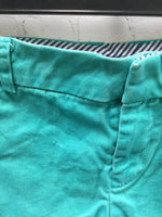 Photo #2 - BRAND: STYLUS , STYLE: SHORTS , COLOR: TURQUOISE , SIZE: 2 , OTHER INFO: AS IS , SKU: 127-3371-46003