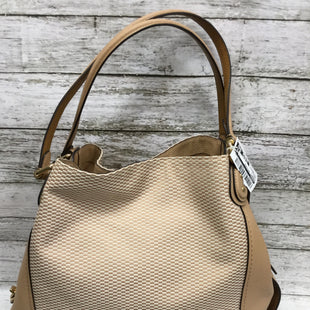 Primary Photo - BRAND: COACH STYLE: HANDBAG DESIGNER COLOR: NUDE SIZE: MEDIUM SKU: 127-4169-36903