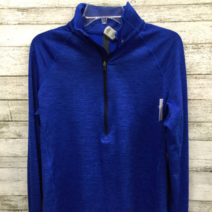 Primary Photo - BRAND: UNDER ARMOUR STYLE: ATHLETIC TOP COLOR: ROYAL BLUE SIZE: M SKU: 127-4169-38727
