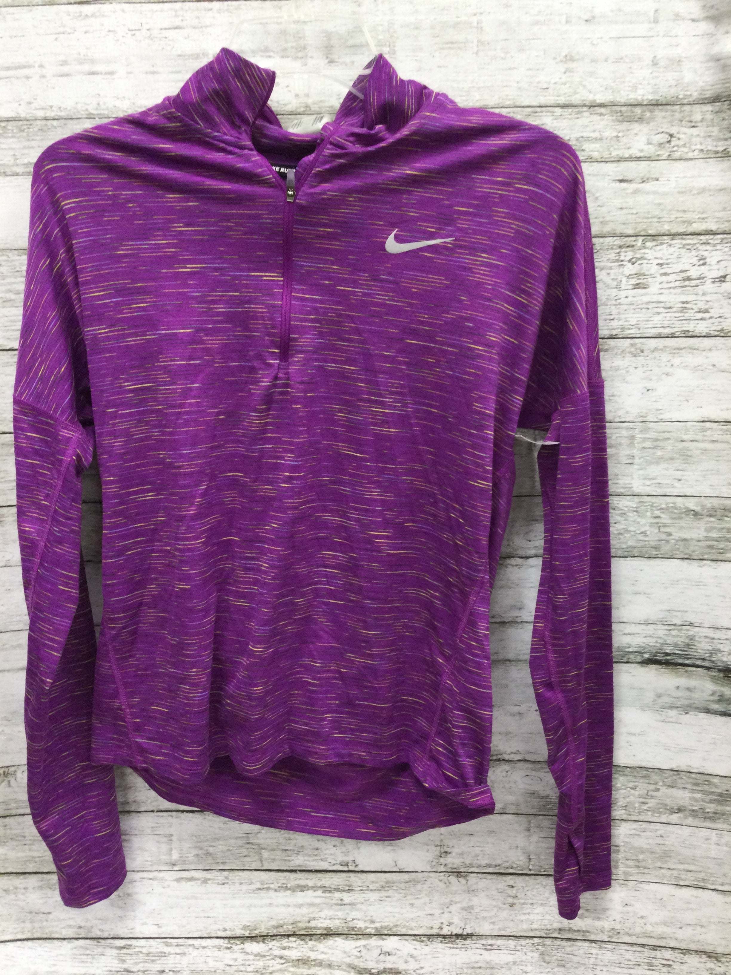 Primary Photo - brand: nike , style: athletic top , color: purple , size: s , sku: 127-4876-17807