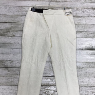 Primary Photo - BRAND: ZARA BASIC STYLE: PANTS COLOR: CREAM SIZE: XS SKU: 127-4169-33278