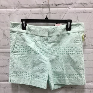 Primary Photo - BRAND: ANN TAYLOR LOFT STYLE: SHORTS COLOR: MINT SIZE: 10 SKU: 127-3371-43888