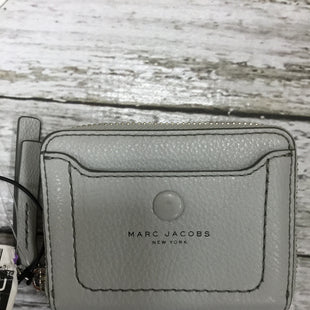Primary Photo - BRAND: MARC JACOBS STYLE: WALLET COLOR: GREY SIZE: SMALL SKU: 127-4169-27096