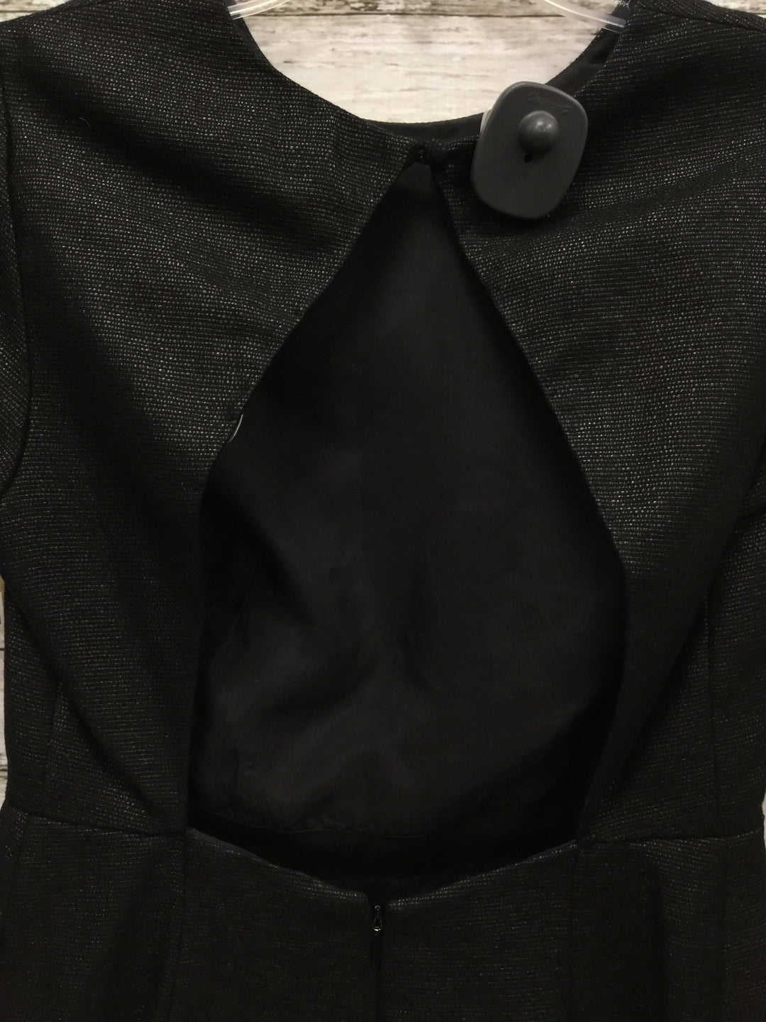 Photo #4 - BRAND:    CMD , STYLE: DRESS SHORT SHORT SLEEVE , COLOR: BLACK , SIZE: 4 , OTHER INFO: PHILLIP LIM - , SKU: 127-3371-45596, , THE PERFECT LITTLE BLACK DRESS BY PHILLIP LIM!