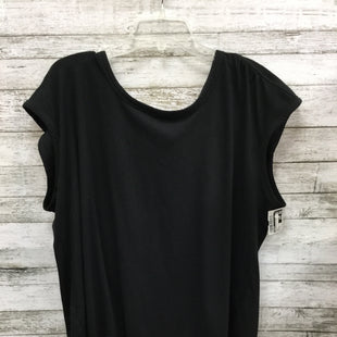 Primary Photo - BRAND: TALBOTS STYLE: TOP SLEEVELESS BASIC COLOR: BLACK SIZE: 3X SKU: 127-4876-3895