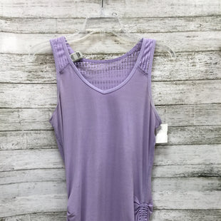 Primary Photo - BRAND: LULULEMON STYLE: ATHLETIC TANK TOP COLOR: LAVENDER SIZE: 6 SKU: 127-4169-36805