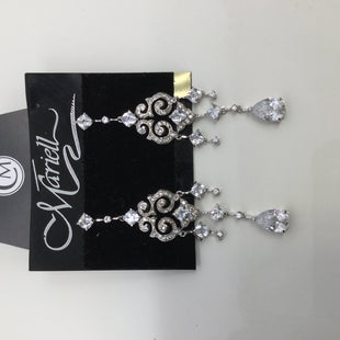 MARIELL CRYSTAL EARRINGS - GET READY FOR YOUR WEDDING OR SPECIAL OCCASION WITH THESE CRYSTAL EARRINGS FROM MARIELL. POSTS..