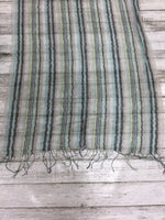 Photo #1 - BRAND: EILEEN FISHER , STYLE: SCARF , COLOR: GREEN , SKU: 127-4169-23516