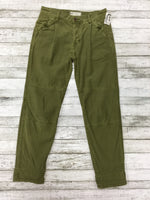Primary Photo - BRAND: FREE PEOPLE , STYLE: PANTS , COLOR: GREEN , SIZE: 24 , SKU: 127-4954-1330