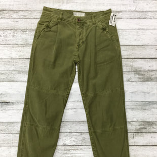Primary Photo - BRAND: FREE PEOPLE STYLE: PANTS COLOR: GREEN SIZE: 24 SKU: 127-4954-1330