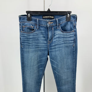 Primary Photo - BRAND: EXPRESS STYLE: ANKLE PANT COLOR: DENIM SIZE: 8 SKU: 127-3371-45652